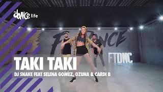 Coreografia Taki Taki