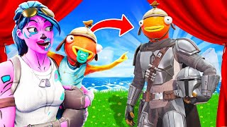 I let a 9 Year Old Pick My Fashion Show Outfit! (Fortnite)