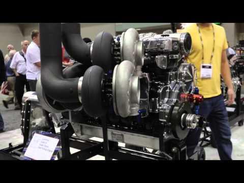 Cummins Marine 6BT 210 HP Engine test for Antonio S
