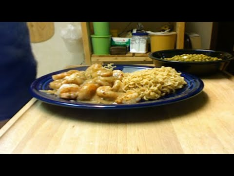 Tequila Garlic Shrimp with Michael's Home Cooking