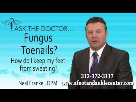 How Do I Stop My Feet From Sweating So Much? Chicago, Lincolnwood, Oak Brook, IL - Podiatrist