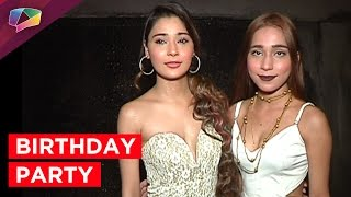 Sara Khan's sister Ayra's birthday bash