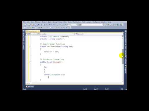 How to Make a DLL file in C# Part1 of 2