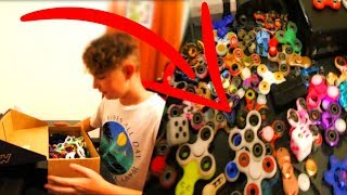 Download MI COLECCION DE SPINNERS (vlog 42) *EXTREMO* Video