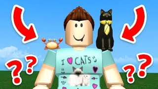HOW TO WEAR MORE THAN ONE SHOULDER PET IN ROBLOX