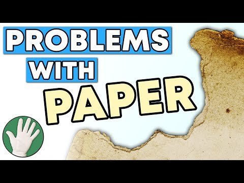 The Problems with Paper - Objectivity #162