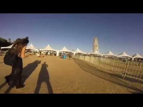 How to sneak into Coachella