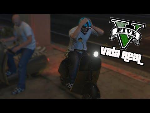 GTA V VIDA REAL ONLINE - NUEVO EN LA CIUDAD ! MI PRIMER TRABAJO - ElChurches