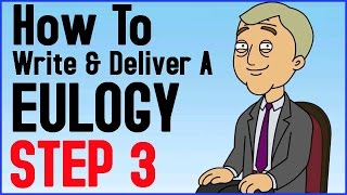 How To Write And Deliver A Eulogy Step 3 Of 6 Gather Material Collect