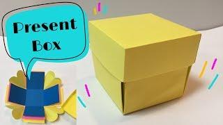 Download プレゼントボックスの作り方 Video