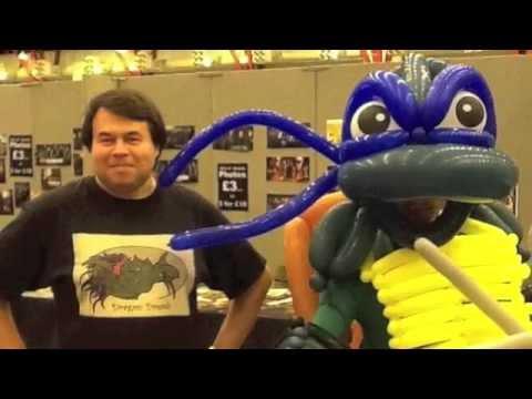 Teenage Mutant Ninja Turtle Balloon Costume