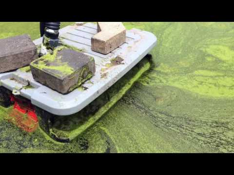 DIY Pond Skimmer