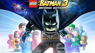 LEGO Batman 3 Beyond Gotham Pelicula Completa Español 1080p - Game Movie