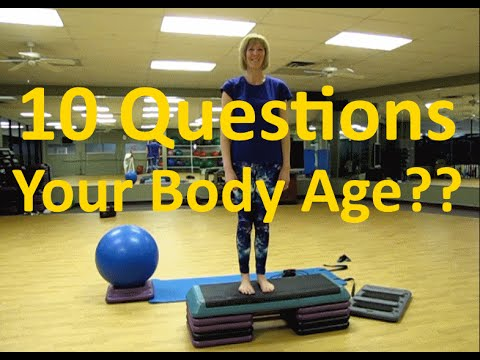 10 Question to Test Body Age Yoga Instructor Jessi Cole?