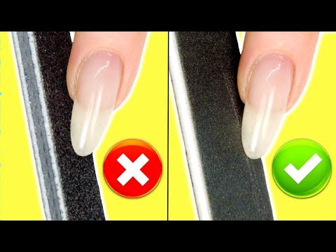 10 THINGS YOU'RE DOING WRONG TO YOUR NAILS (that makes them lift, chip & break)