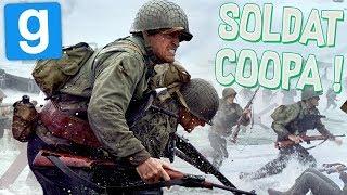 MILITARY RP // IL FAUT SAUVER LE SOLDAT COOPA ! - Garry's Mod
