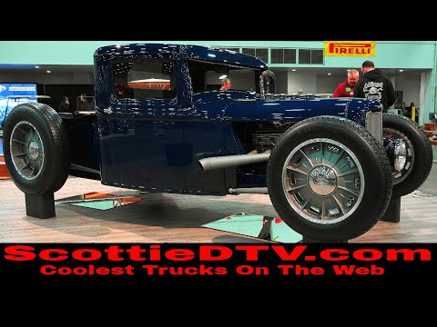 1934 Ford Pickup Hot Rod