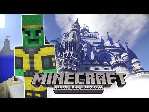 Minecraft xbox 360 - Alice in wonderland - Hunger games