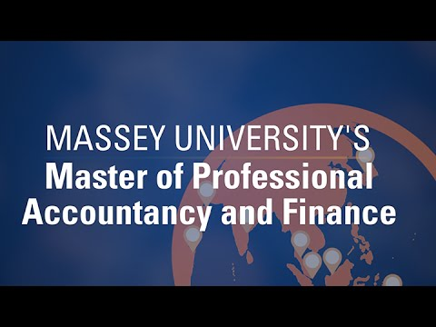 Elevate your career with the Master of Professional Accountancy and Finance