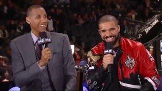 Ping Pong All-Star Weekend Showdown: Reggie Miller vs. Drake