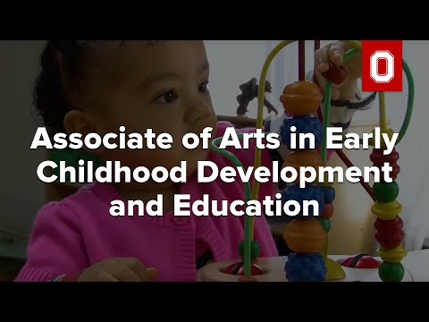 Online Associate of Arts in Early Childhood Development and Education