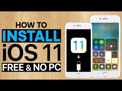 How To Install iOS 11 Beta 1 FREE No Computer - iPhone, iPad & iPod Touch - Alex Reed