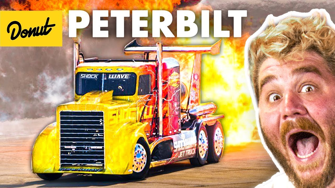 PETERBILT - Everything You Need to Know | Up to Speed