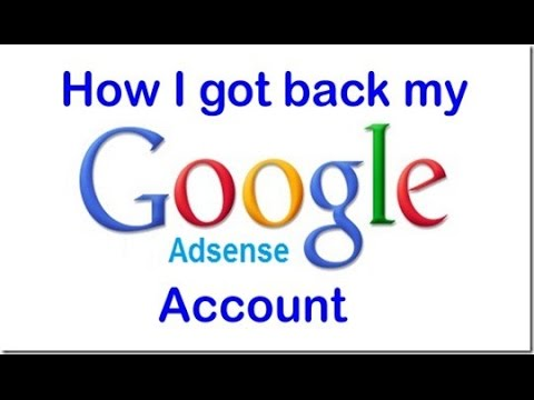 How to enable your disable adsense account Get it back