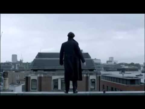 Sherlock jumps off building (spoilers)