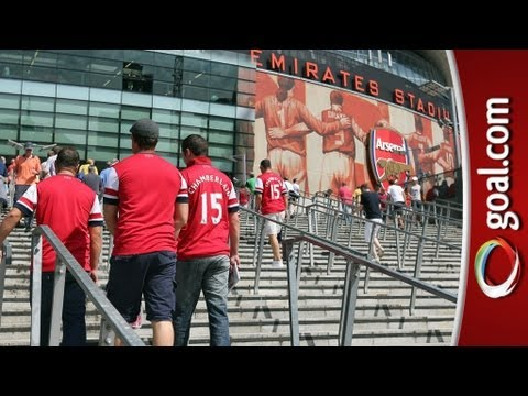 Paying the price: Arsenal fans part with most cash in English Premier League