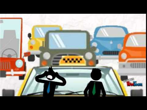 Effects of traffic congestion on people