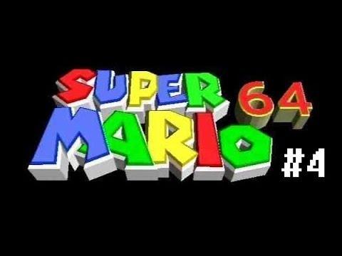 Super Mario 64 W/ Skolorbog Ep.4: Pro Racer & Flying Cap