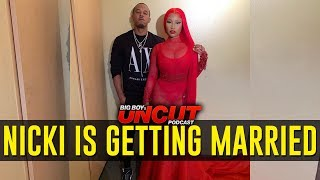Nicki Minaj Announces Marriage Plans & We Guess Who Will Get Married Next