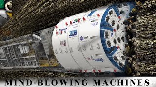 Mind Blowing Machines - Innovations From Some of the World