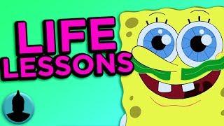 12 Things SpongeBob SquarePants Taught Us - Ft. Vailskibum94 (Tooned Up S3 E40)