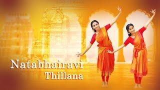 Thillana (Bharatanatyam) | Natabhairavi | Adi | Kalakshetra | Babita Nair | Aishwarya Laxmi