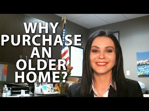 Northern Texas Real Estate Agent: Why purchase an older home?