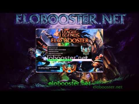 League of Legends ELO Boost - League Boosting 2016 PATCH 6.20