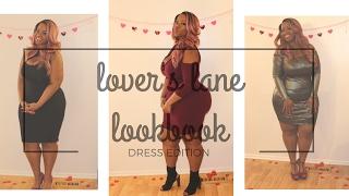 Plus Size/Curvy Lookbook   Lover's Lane ♡ Dress Edition
