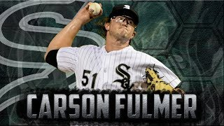 Carson Fulmer Rookie Highlights | Chicago White Sox RHP