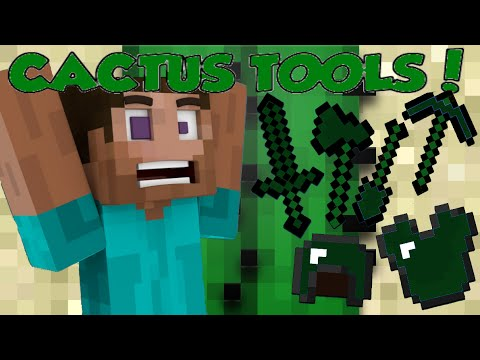 Why Cactus Tools Don't Exist - Minecraft