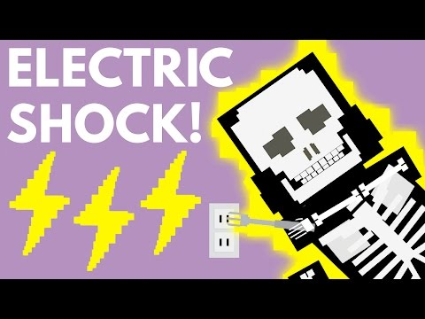 What Really Happens To Your Body When You're Electrocuted?