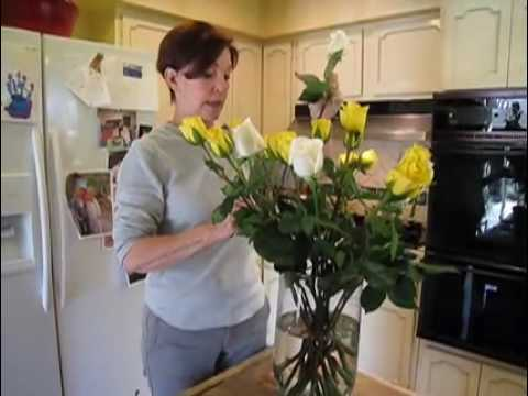 Dishing with Deb: How to make your roses last longer