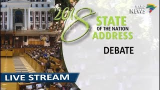 SONA 2018 Debate Part Two, 19 February 2018