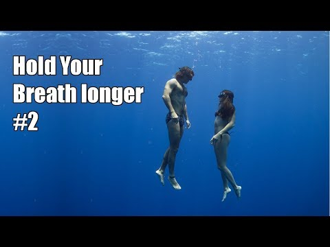 How to Hold your Breath Longer: Static Breath Hold