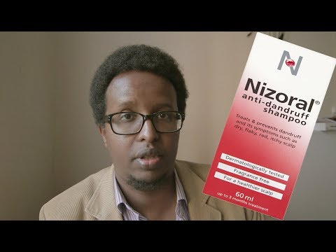 Nizoral Shampoo pharmacist review - Dandruff destroyer!!