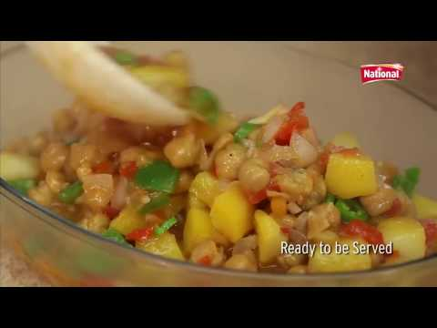 How to make Chana Chaat at home |complete recipe