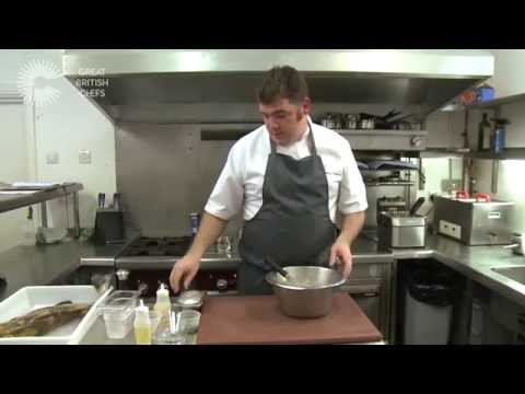 How to make beer batter with Nathan Outlaw