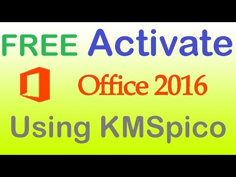 Activate Microsoft Office 2016 FOR FREE