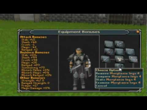 runescape full elite armour